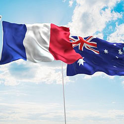 France & Australia War Buddies