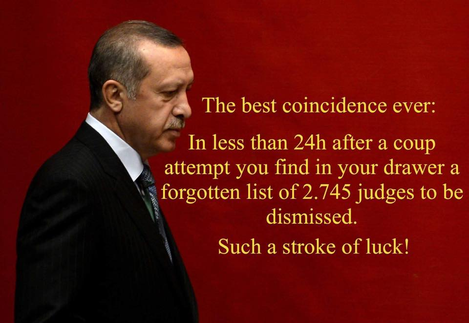 Erdogan - the Lucky Caliph