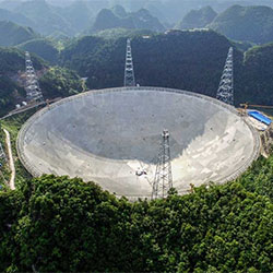 China's New Radiotelescope
