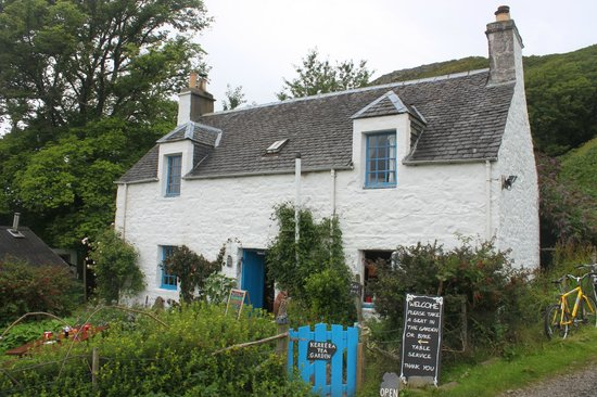 The Kerrera Tea Garden