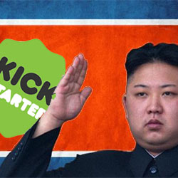 North Korea & KickStarter