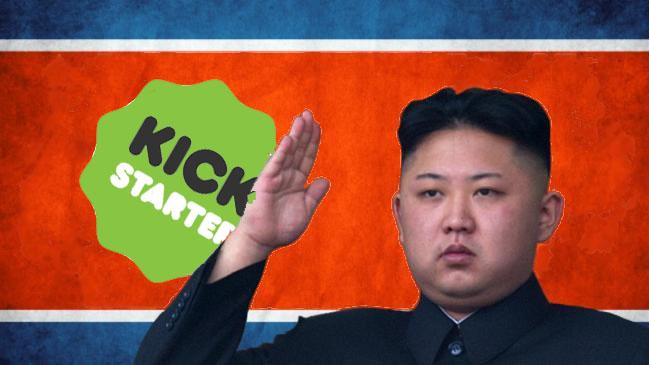North Korea & KickStarter - A Match Made in Heaven