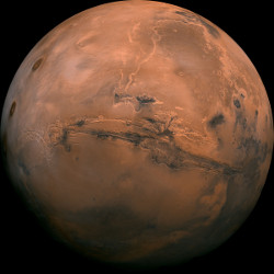 Giving Mars A Rest