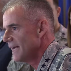 Lt General Jay Silveria