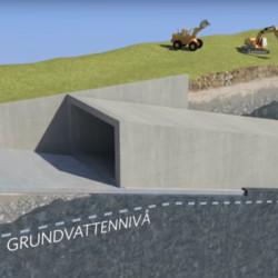 Swedish Megatunnel