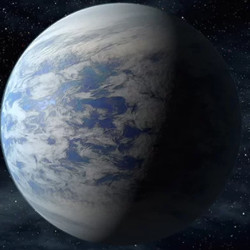 Super Earth Kepler