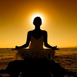A Yoga Pose