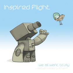 Inspired Flight - We All Want To Fly