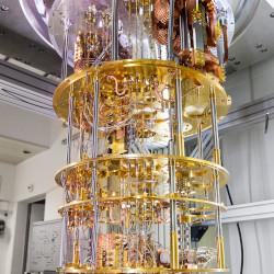 Big Data & Quantum Computing = AI?